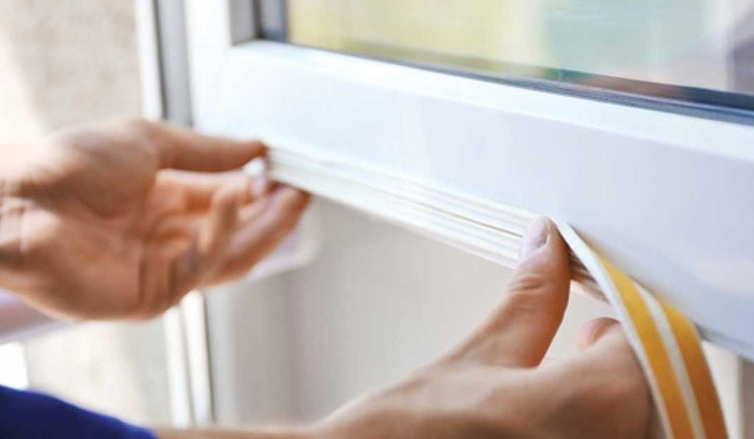 Checking Windows for Air Leaks